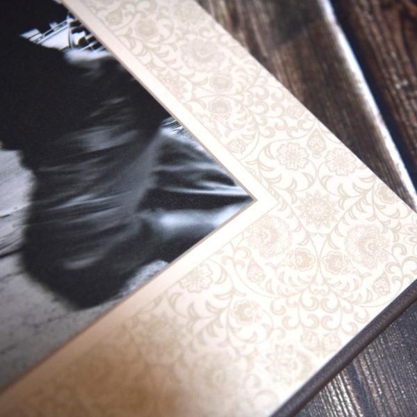 personalizzazione album matrimonio