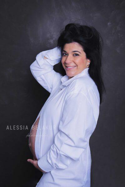 fotografo maternità